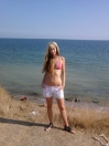 Single Russian woman Nelli