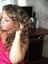 Single Russian woman Milana