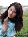 Single Russian woman Katrine